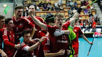 Die Schweizer U19 steht im WM-Final