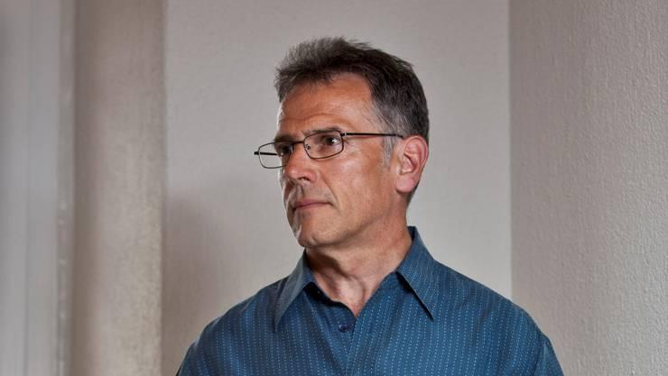 Martin Ackermann ist langjähriger Kassenwart in Reinach. Peter Siegrist
