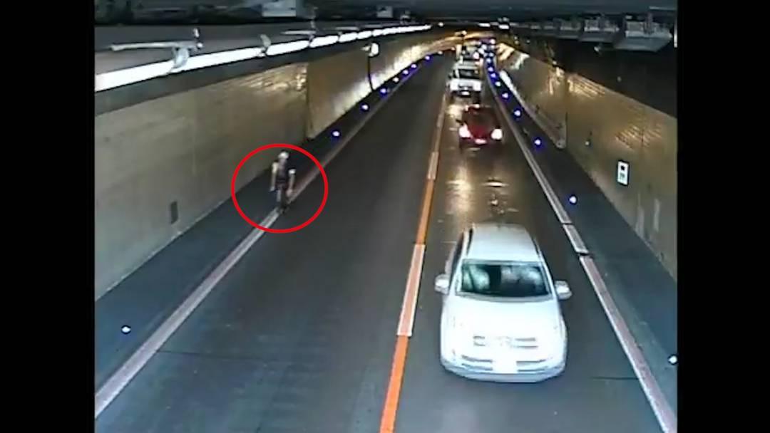 Irrfahrt durch den Gubrist: Dieser Velofahrer hat sich zu sehr aufs Navi verlassen