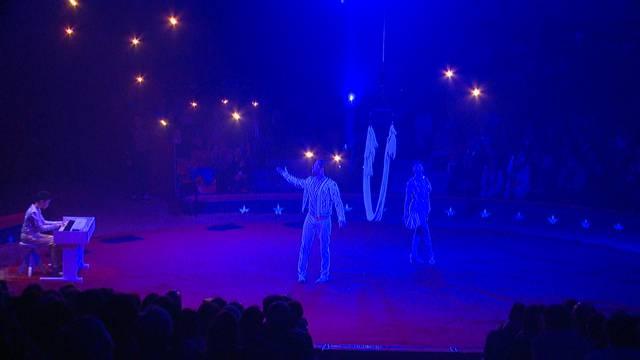 Zirkus Knie feiert Premiere
