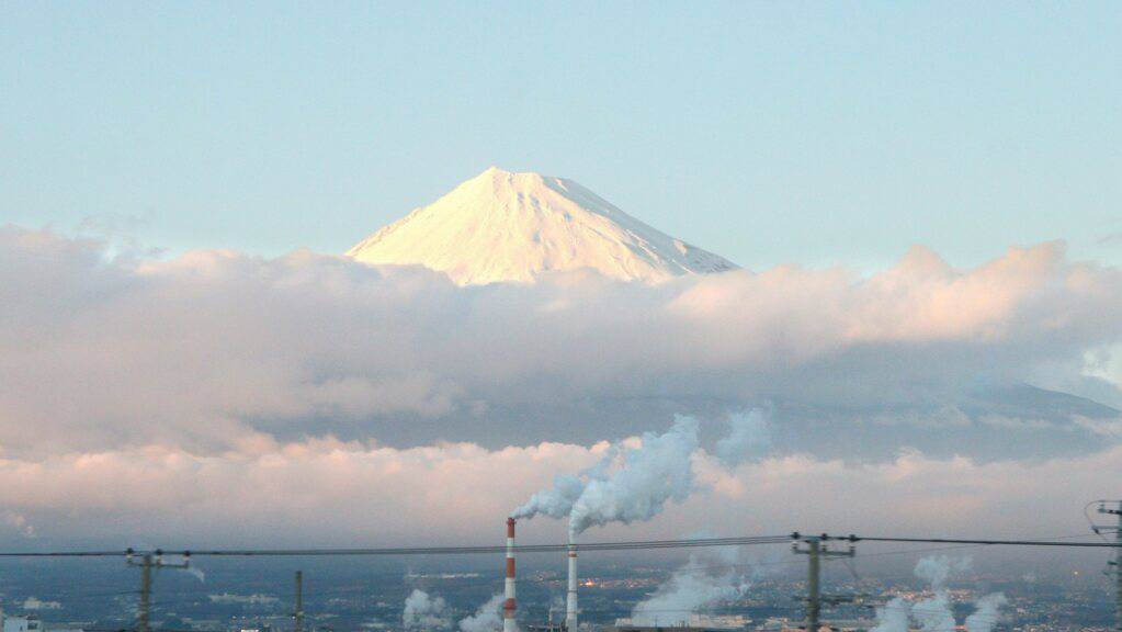 Japans Volkswirtschaft erholt sich weiter von den Einbrüchen während der Hochphase der Coronavirus-Krise. (Symbolbild)