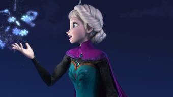 """Die Schneekönigin Elsa im Disney-Film """"Frozen"""" (Archiv)"""