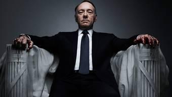 Netflix setzt House of Cards ab
