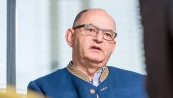 BLS-Verwaltungsratspräsident, Druckerei-Patron, Fotograf – Rudolf Stämpfli wird es so schnell nicht langweilig.