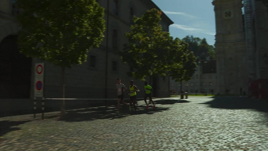 Der Stadtlauf und der Auffahrtslauf tauschen ihre Termine