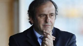 Aus dem Spital entlassen: Michel Platini