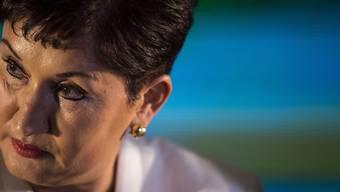 Die ehemalige Generalstaatsanwältin Thelma Aldana macht die korrupte Politik dafür verantwortlich, dass sie an den Wahlen vom Sonntag in Guatemala nicht teilnehmen darf. (Archivbild)