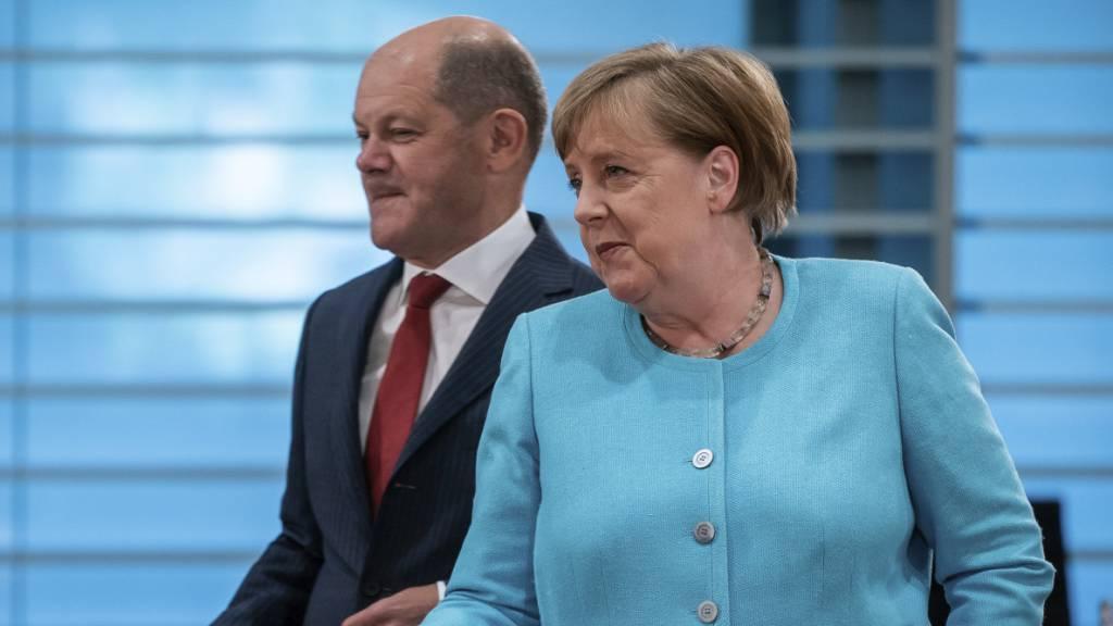 Scholz ruft EU zu Kompromissbereitschaft bei Wiederaufbauplan auf