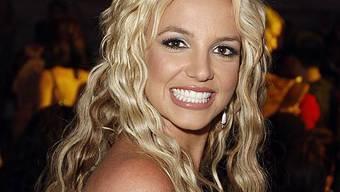 Britney Spears bei ihrem gestrigen Auftritt im Hallenstadion