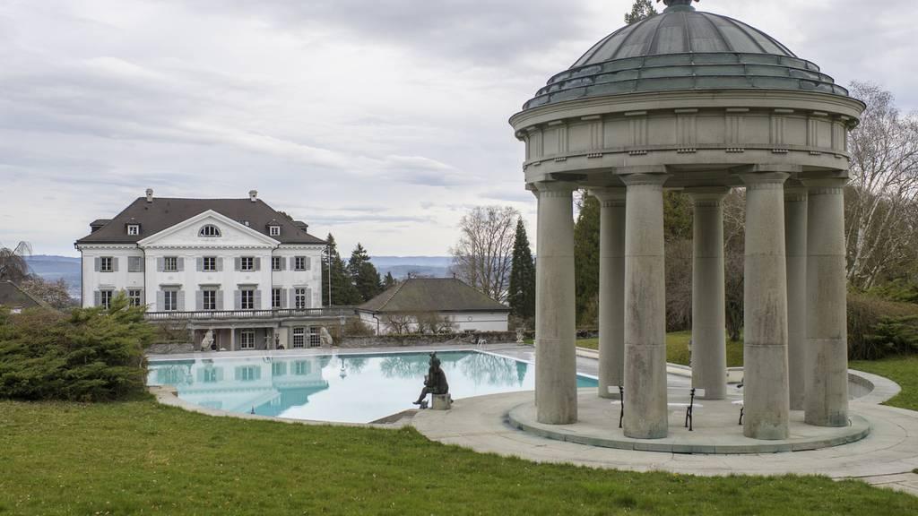 35 Millionen: Rolf Erbs Schloss wird verkauft