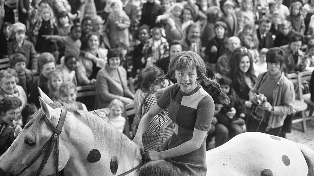Happy Birthday! Pippi Langstrumpf wird 60
