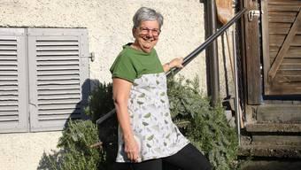 Seit bald 50 Jahren hat Heidi Grolimund Parkinson. Trotzdem sagt sie: «Mir geht es gut!»
