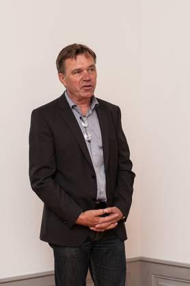 Der Weinbauingenieur Andreas Meier will für die CVP in den Nationalrat