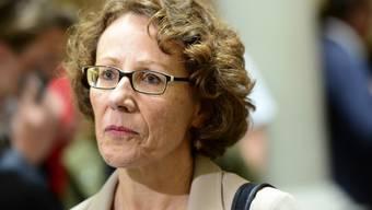 Hat eine herbe Niederlage erlitten: Felicitas Zopfi von der SP