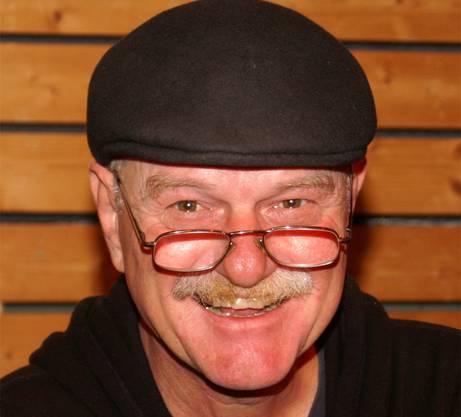 Martin von Aesch, künstlerischer Leiter der Schlieremer Chind