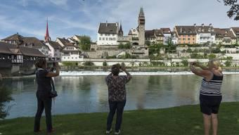 Reisejournalisten im Aargau