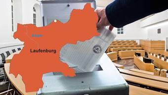 Die Stimmbürger aus dem Bezirk Laufenburg haben am Sonntag gewählt.