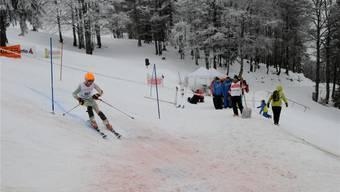 Am Wochenende ist (hoffentlich) viel Action zu sehen auf dem Berg, wenn die Jugendlichen ihre Rennen absolvieren.