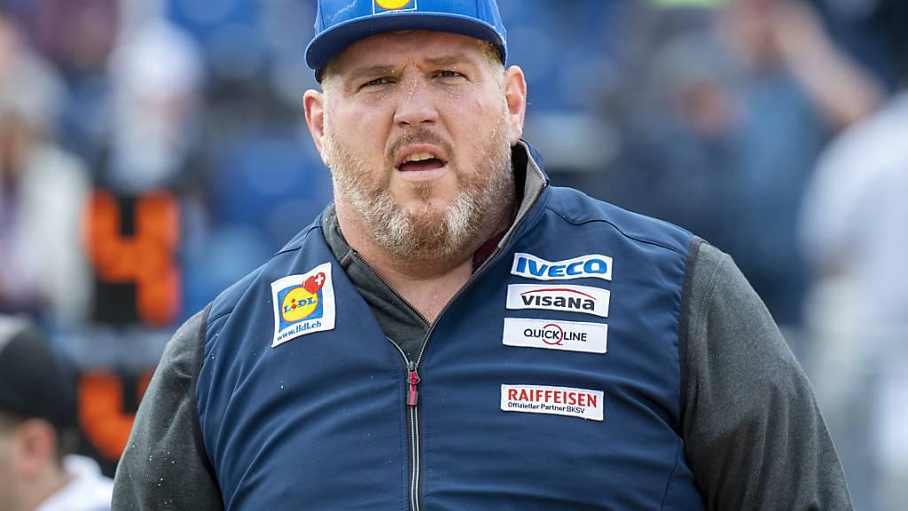 Christian Stucki muss die Saison wegen einer Schulterverletzung vorzeitig beenden