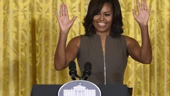 Michelle Obama hat einen Charity-Song zugunsten der Mädchen-Bildung initiiert.