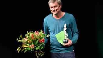 Preisverleihung Oltner Kabarett-Tage