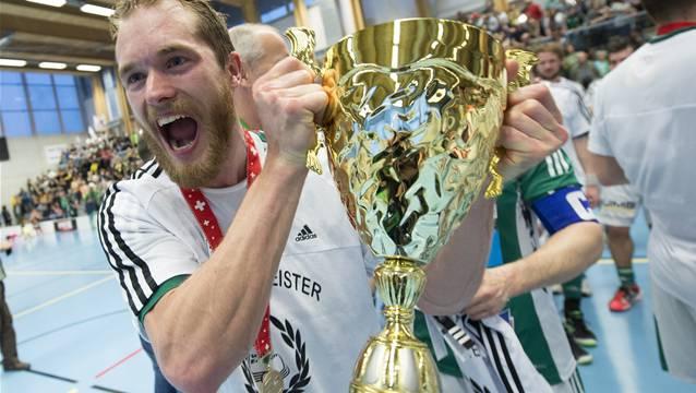 Der Schwede Isaac Rosen vom SV Wiler-Ersigen.