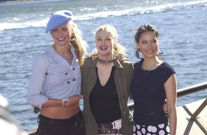 Cameron Diaz, Drew Barrymore und Lucy Liu. (Bild: Getty Images)