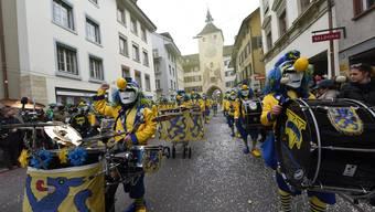 Fasnachtsumzug Liestal 2017