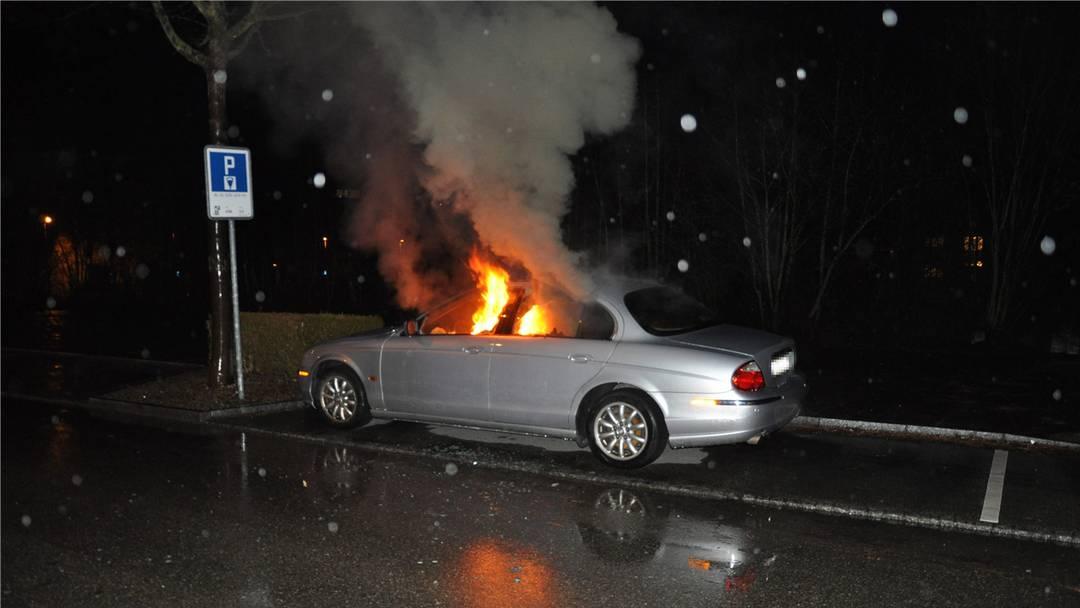 Erneuter Brandanschlag auf Sevket Aras