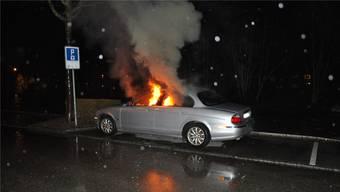 Zuerst brannte sein Club, nun fackelten sie sein Auto ab. Der Grenchner Clubbesitzer verdächtigt eine Gruppierung, die sein Lokal übernehmen will.