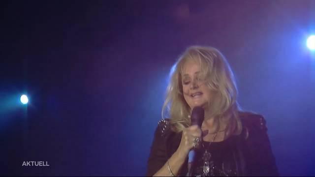 Bonnie Tyler heizt Schupfart Festival ein