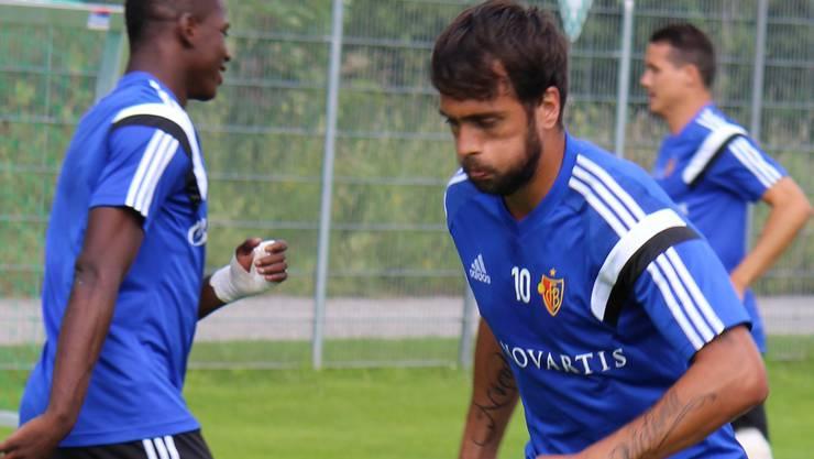 Wird neuer FCB-Captain: Matias Delgado