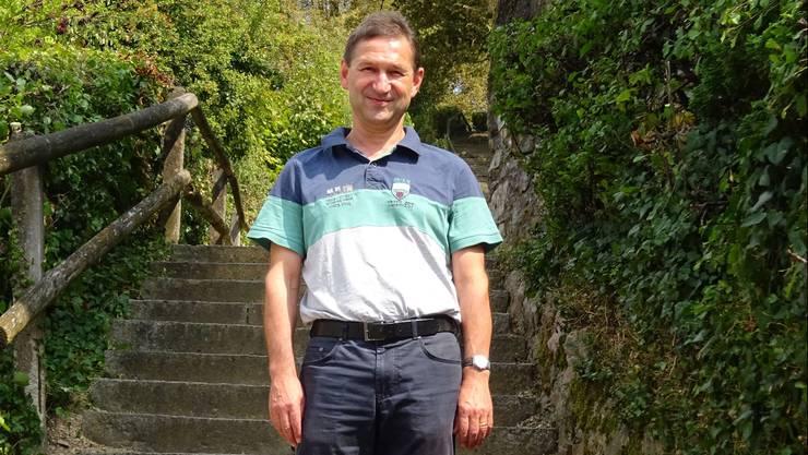 Thomas Frey fühlt sich schon nach kurzer Zeit in Laufenburg sehr wohl. Beruflich und privat nutzt er die Zeit intensiv, um Menschen und Region besser kennen zu lernen.