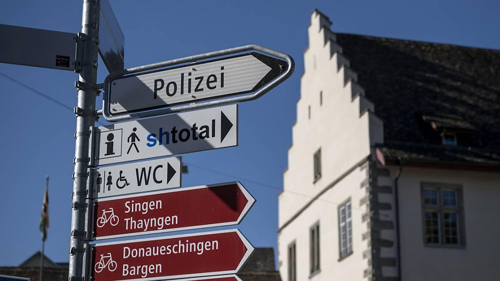 Räuber überfällt 16-Jährigen in Schaffhausen