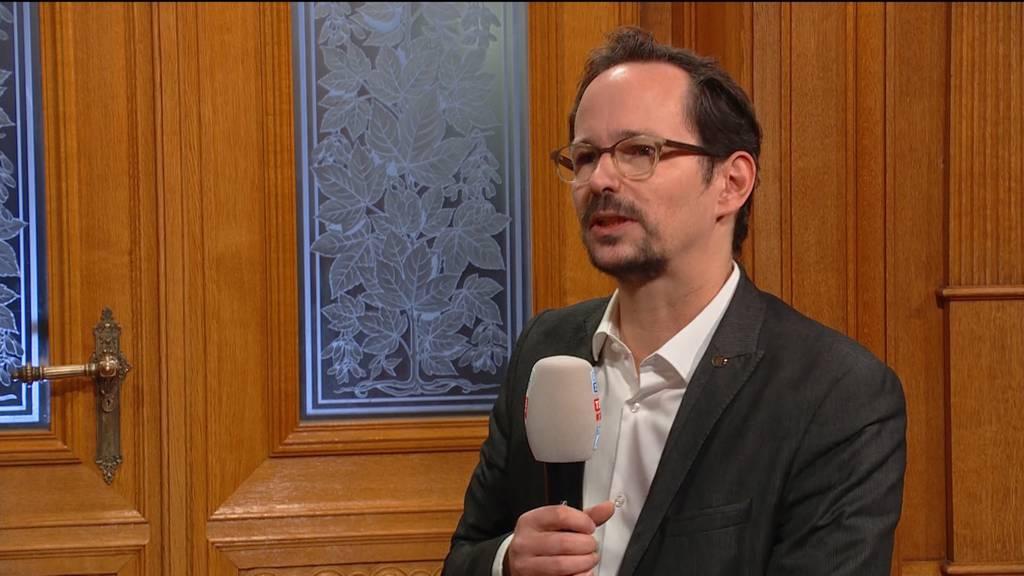Balthasar Glättli: «Heute ist eine Bestätigungswahl, keine Erneuerungswahl»