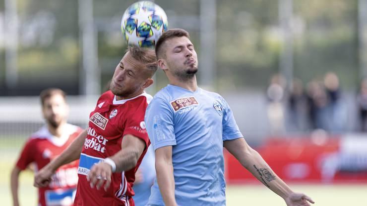 Patrick Muff und der FC Baden gewinnen gegen den Tabellenletzten Zug 94 mit 5:2.