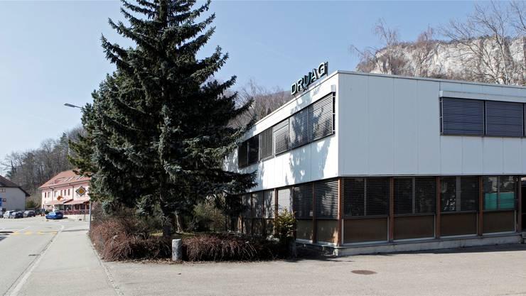 Die Druag Druckguss AG an der Solothurnstrasse stellte Ende Februar definitiv ihren Betrieb ein. 63 Arbeitsplätze gingen verloren.Felix Gerber