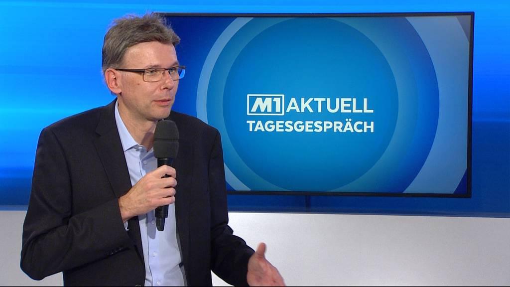 Dieter Egli über die Kurzarbeitsentschädigung