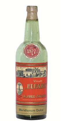 Der süsse Likör «Malaga» war als Dessertwein und Heilstrank beliebt.