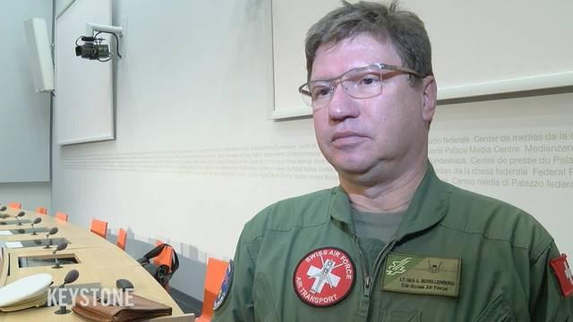 F/A-18-Absturz: Das sagt der Luftwaffenkommandant