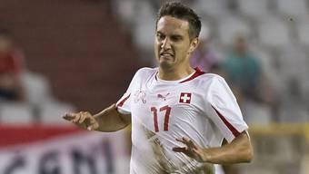 Mario Gavranovic soll bis am Freitag einsatzfähig sein