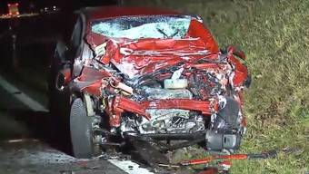 Tödlicher Unfall bei Lenzburg