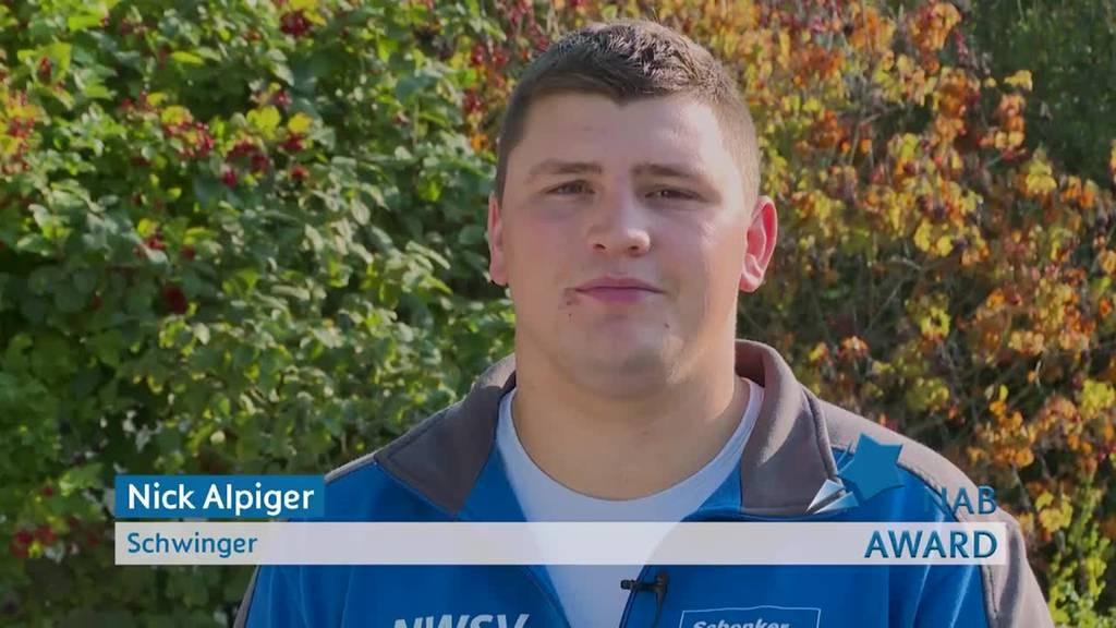 NAB-Kandidat 2019: Nick Alpiger
