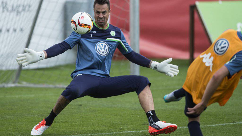Diego Benaglio: Statt Training am Samstag wieder ein Ernstkampf