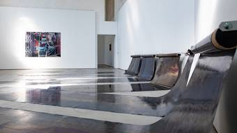 Reto Emch im Haus der Kunst