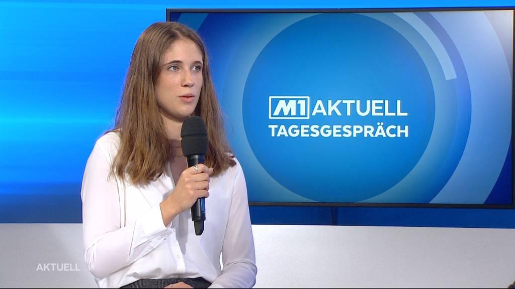JUSO-Präsidentin Lara Hitz über den Gesundheitsdirektor Jean-Pierre Gallati