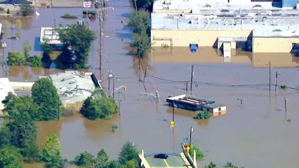 Mindestens 46 Tote nach Hurrikan «Ida» im Nordosten der USA
