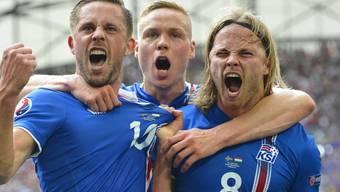 Da war die Welt von Island noch in Ordnung
