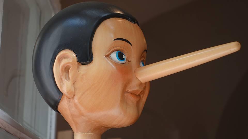 Antoinette Anderegg - Lügen und Körpersprache