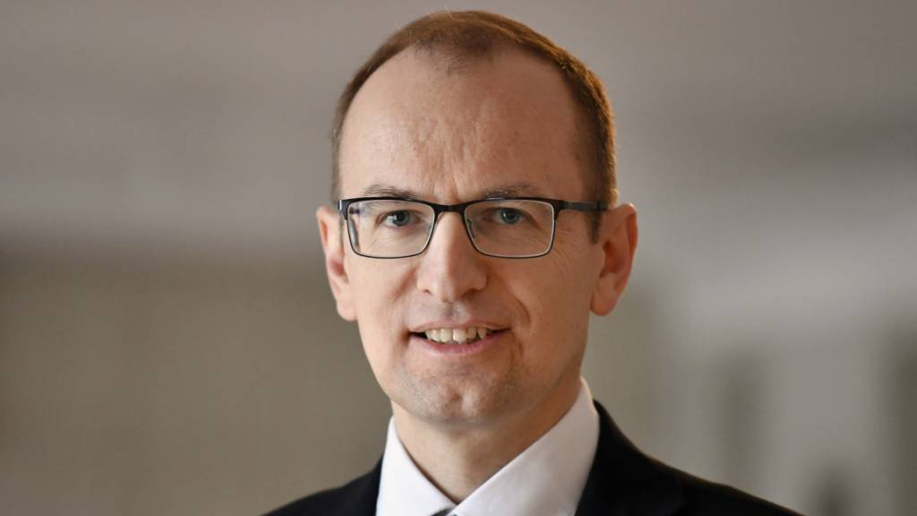 Claudius Luterbacher ist neuer Präsident von Caritas Schweiz